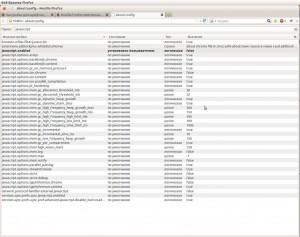 Отключение JavaScript в Firefox